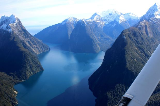 milford sound nz travel fiordland