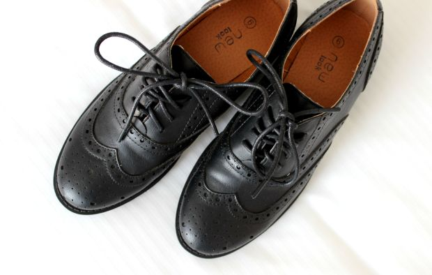 new look oxfords brogues shoes