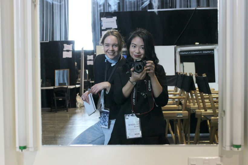nzfw nzfashionweek backstage fashion week