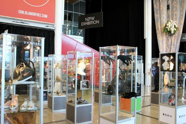 nzfw exhibition