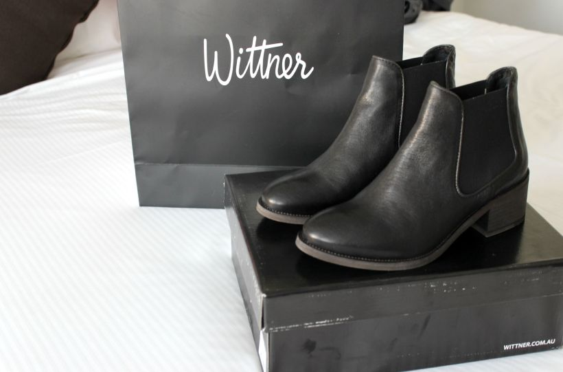 wittner boots haul melbourne shoes