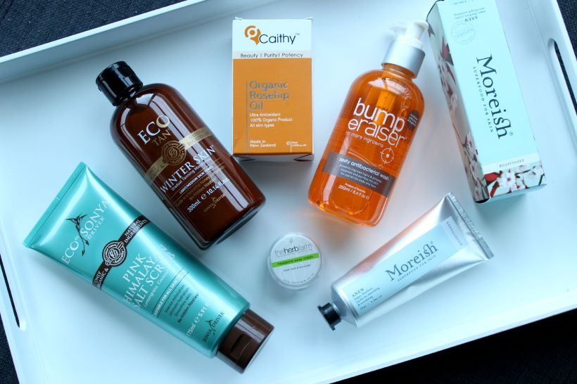 beauty vault haul skincare