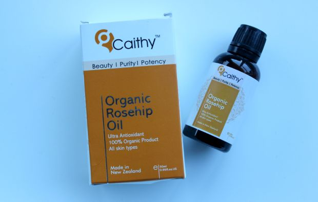beauty vault haul skincare rosehip oil