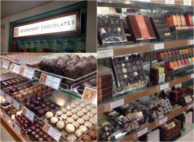 devonport chocolates auckland