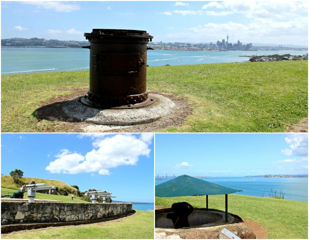 devonport north head auckland