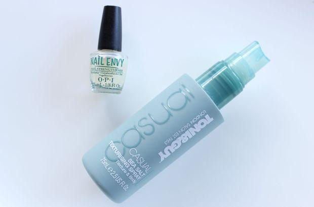 september favourites makeup cosmetics haul beauty sea salt spray opi