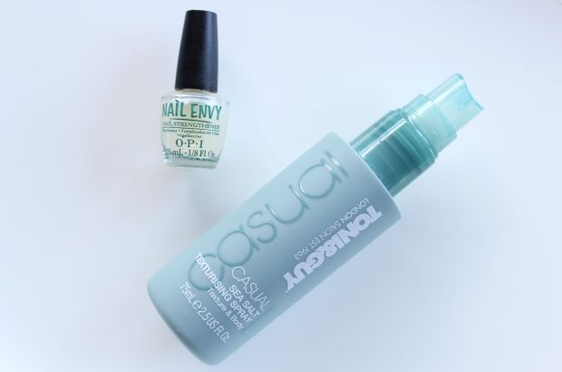 september favourites makeup cosmetics haul beauty sea salt spray opi
