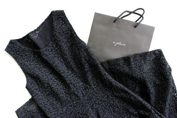 designer garage sale haul x-plain dress
