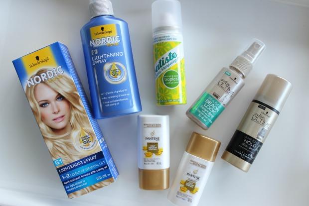 beauty review beauty box haul haircare