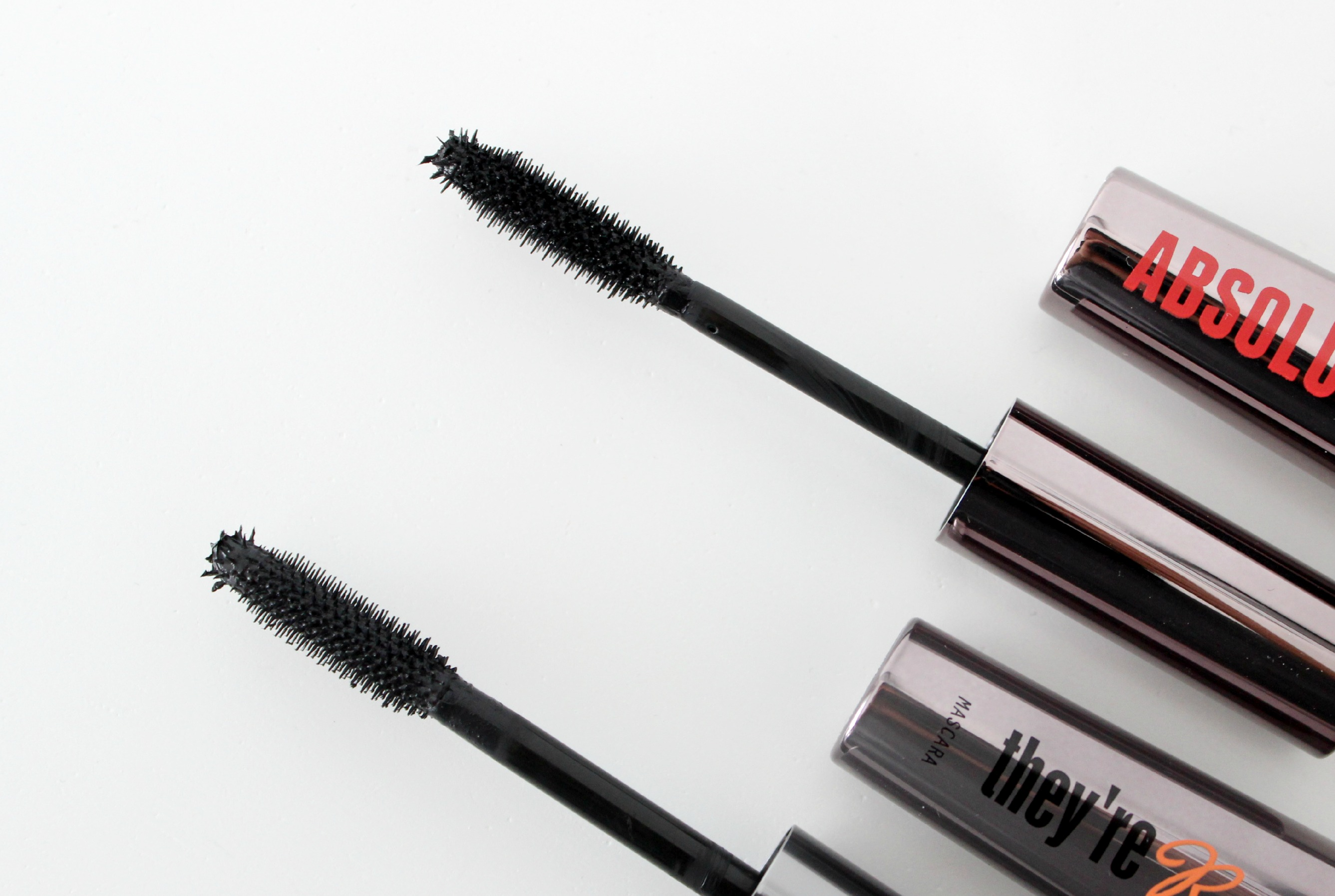 Benefit vs W7 mascara – A Style Collector
