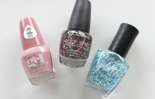 makeup  sale haul lagirl nail polishes