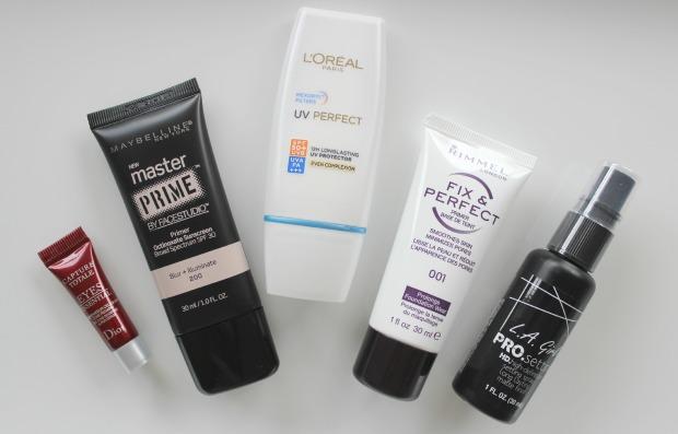 makeup sale haul loreal rimmel maybelline lagirl dior