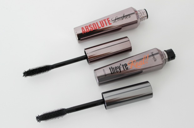 mascara benefit they're real w7 absolute lashes