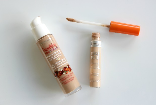 beauty empties makeup bourjois rimmel