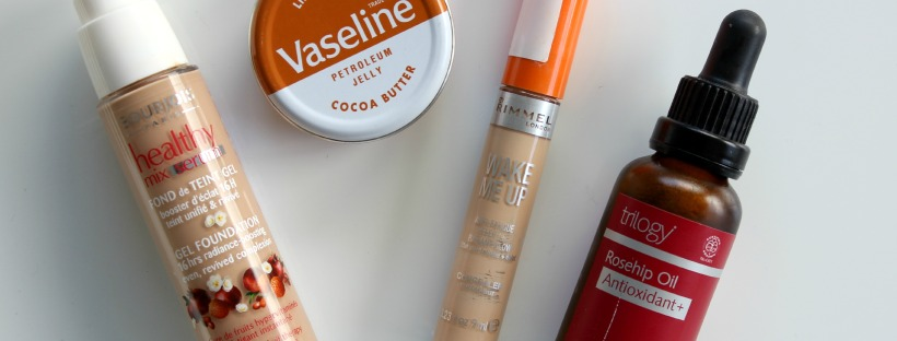 beauty empties skincare makeup trilogy bourjois rimmel