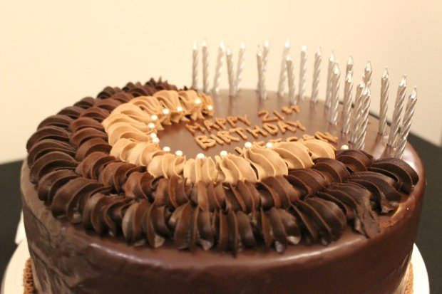 chocolate cake food birthday