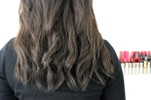 hair lightening spray