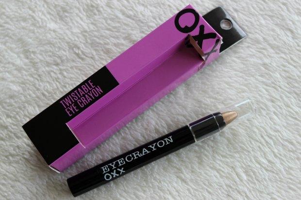 kmart haul ox eye crayon makeup