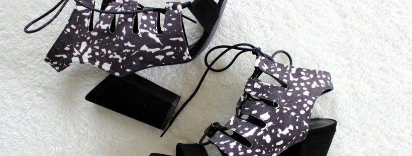 kmart fashion haul shoes heels