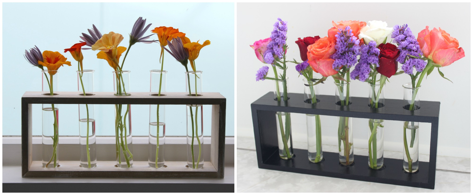 kmart home haul homewares test tube vase The flowers ...
