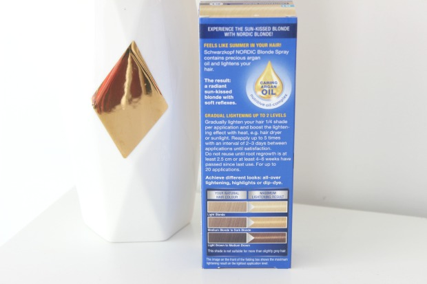 lightening spray schwarzkopf
