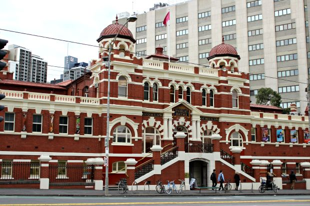 melbourne city baths travel building architecture