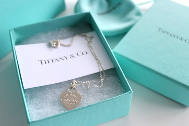 melbourne fashion haul tiffany & co necklace jewellery