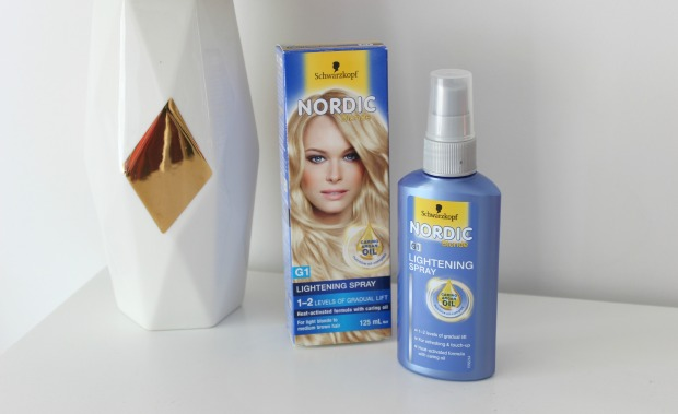 schwarzkopf nordic lightening spray