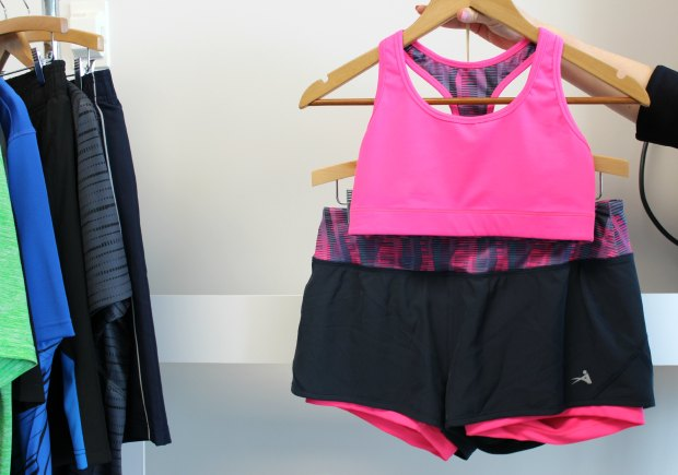 the warehouse fashion summer activewear clothing