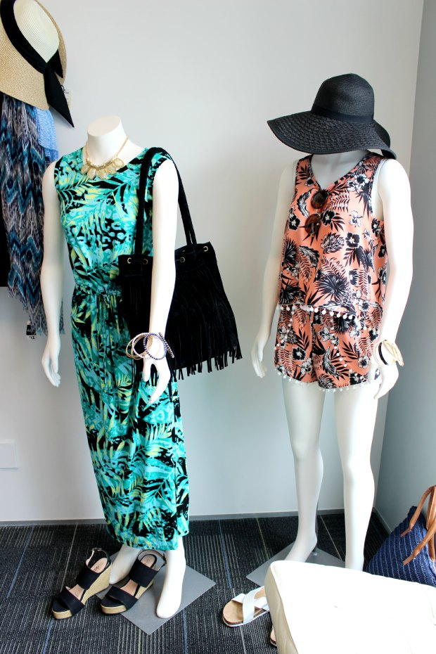 the warehouse fashion summer romper dress