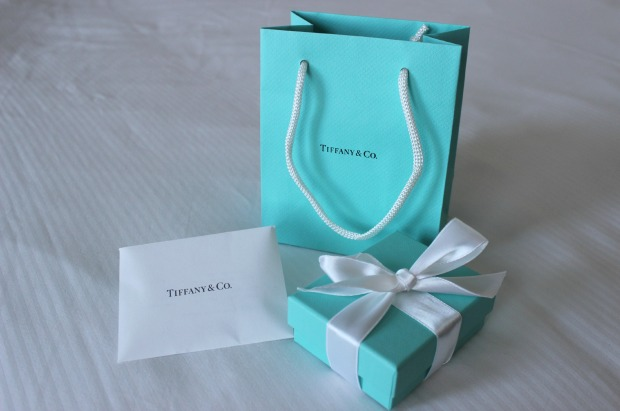 tiffany & co bag jewellery necklace
