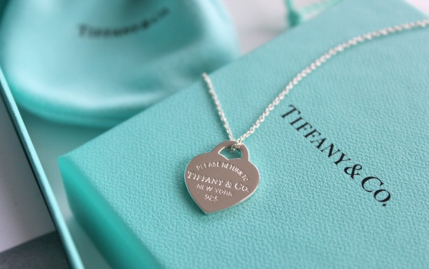 tiffany & co necklace jewellery haul