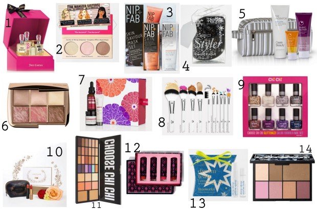christmas beauty gift guides