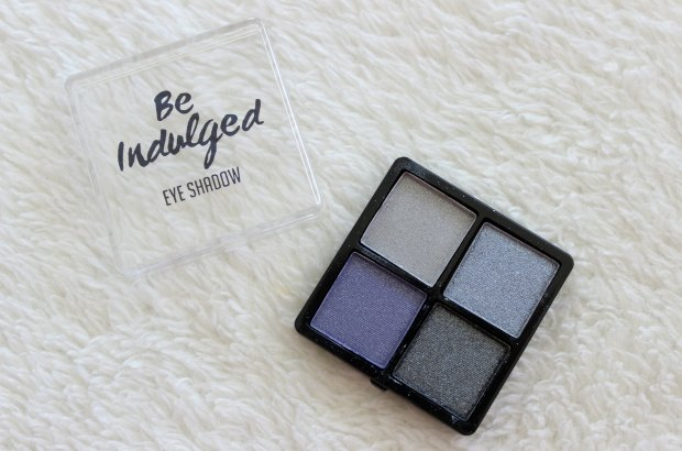 kmart beauty advent calendar be indulged eyeshadow