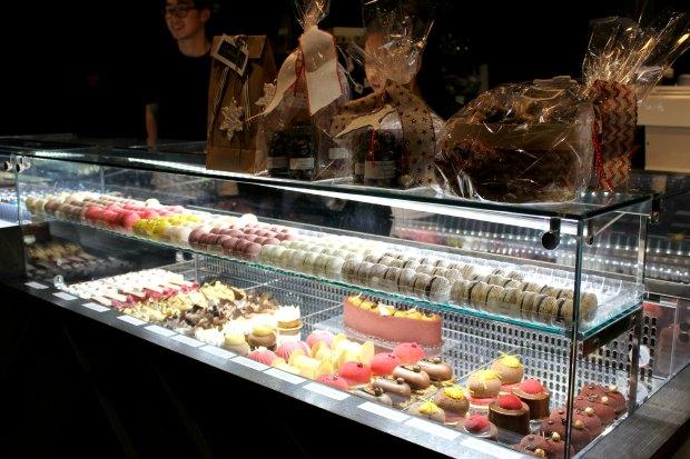 miann dessert restaurant auckland gateaux chocolates