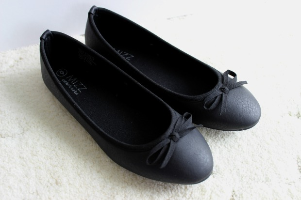 number one shoes haul ballet flats