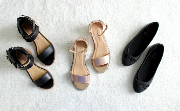 numberone shoes haul sandals