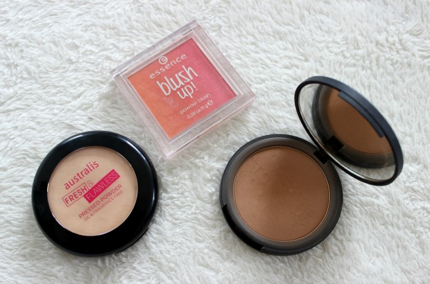 2015 beauty favourites blush powder bronzer