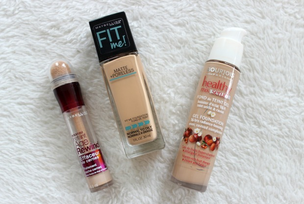 2015 beauty makeup favourites foundation concealer