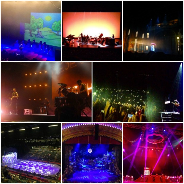 2015 highlights shows musical concerts