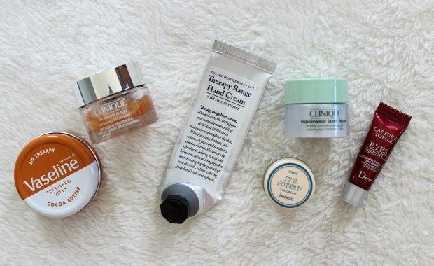 beauty empties skincare clinique benefit