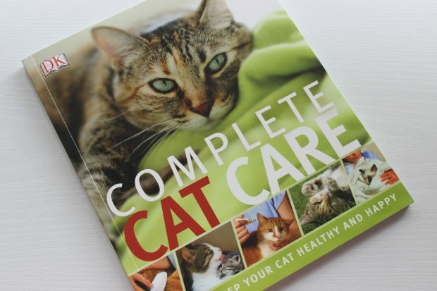 birthday haul complete cat care book