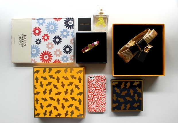karen walker haul jewellery home fragrance