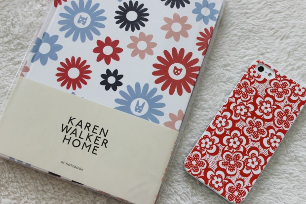 karen walker home notebook phone case birthday haul