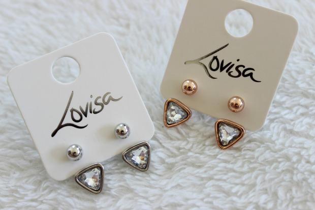 lovisa earrings jewellery boxing day haul