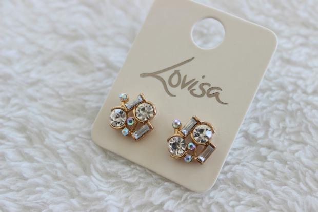 lovisa gold earrings boxing day haul