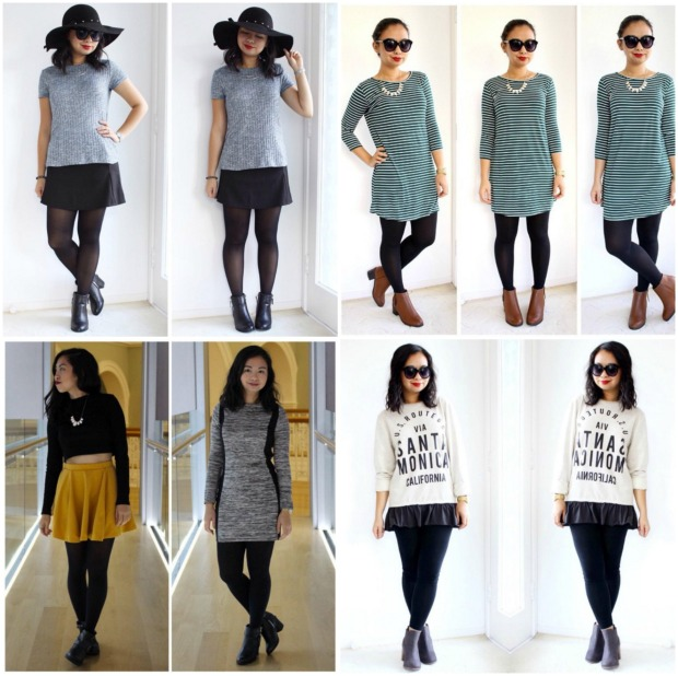 outfits ootds 2015
