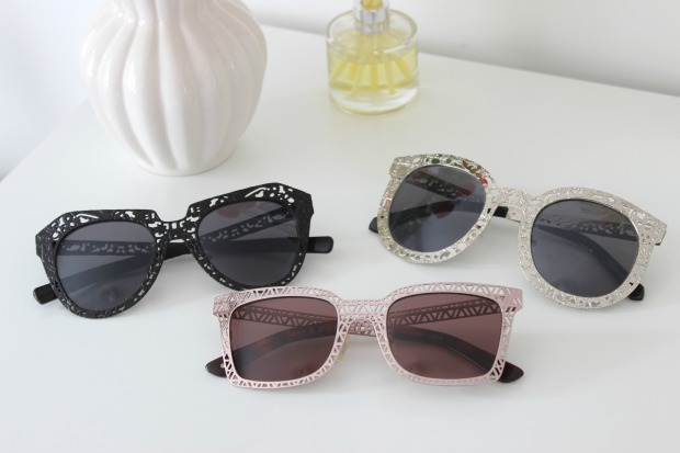 sass and bide karen walker critter sunglasses