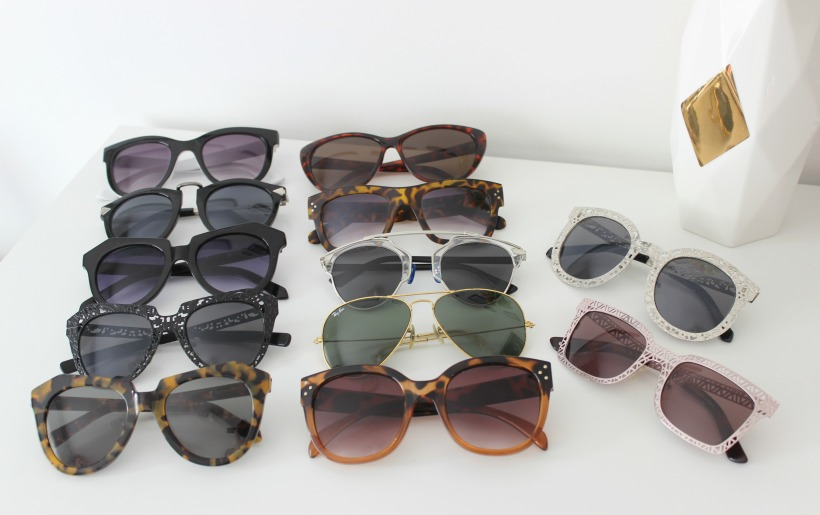 sunglasses collection karen walker sass and bide ray ban
