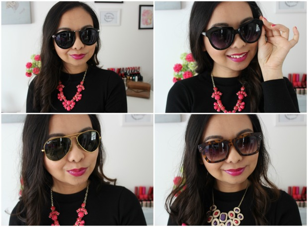 sunglasses collection rayban karen walker asos